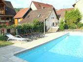 Gîte  Henriette piscine  SPA - JACUZZI