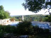 Gite 68 personnes, avec piscine, en Midi Pyrénées