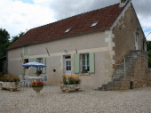 Gîte à Druyes Les Belles Fontaines dans l'Yonne en Bourgogne au domaine du Bouloy