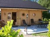 L'ESCALE : sur le pont moussaillons, larguez les amarres ! Maison en bois, luxueusement conçue.
