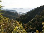 Mini villa porto-vecchio dans petit hameau au calme avec vue mer