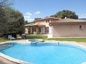 Villa DP Pigna - Jolie villa de plain pied et indépendante avec piscine privée profitant d'une situation privilégiée, sans vis-à-vis et au calme, à proximité de Porto Vecchio et de ses magnifiques plages de sable.