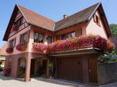 GITE*** au cœur de l'Alsace '' les hirondelles'' pour 2 à 4 personnes Cuisine toute équipée avec lave-vaisselle.