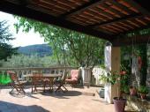 charmante maison sur Ventabren en location de vacances