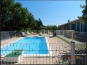 L'Amandine votre maison de vacances avec piscine clôturée