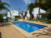 Villa avec piscine prive a Benissa