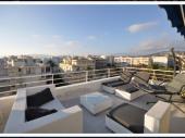 Magnifique duplex penthouse Cannes palmbeach