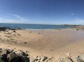 Villa face mer sur la côte sauvage de Batz sur Mer