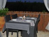 Gîtes de charme à proximité d'Uzes avec piscine chauffée - La Terrasse