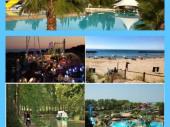Mobil home Carabasse Vias plage 8 personnes Trés équipé + piscines