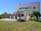Maison avec vue sur mer - Tal Ar Groas -