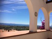 Villa plain pied magnifique vue mer piscine privée Rosas Espagne Connexion wifi