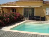 Maison calme avec piscine - 300 m centre du village de BEDOIN