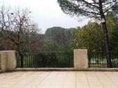 Villa des pins parasol