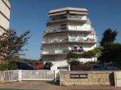 Arcachon Appartement Résidence en 1 ère Ligne-accès Direct à La Plage