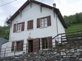 Grande maison dans le village de Gouaux de Larboust(1300m d'altitude)