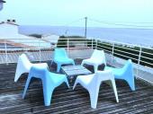 Grande villa 16 personnes , face mer, piscine privé, sur l'ile de noirmoutier