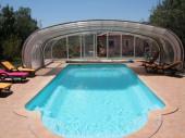 Villas 2 chambres avec piscine chauffée et couverte