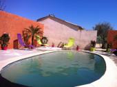 Agréable gite rural avec piscine
