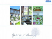 Maison de charme avec extérieur privatif au centre de Gaillac.