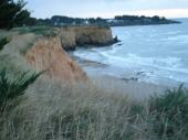 Entre mer et rivière avec 25 km de côtes, maison lumineuse, jardin naturel