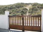Belle maison indépendante au bord de la mer, vue sur dunes à Berck.