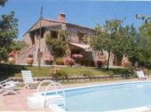ORVIETO, OMBRIE, Belle villa de campagne pour 10 personnes, piscine privée