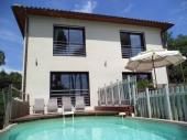 Magnifique villa 5* piscine spa privés sud Ardèche