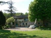 Maison Vigneronne en pleine nature 20 pers., 3 hectares privés, grande terrasse, piscine chauffée (suivant saison)