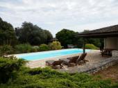 Pavillon avec accès piscine privée