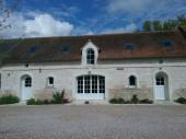 gîte 7 à 8 pers.proche du Zoo de BEAUVAL et au coeur des châteaux de la Loire