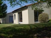 PORNIC villa 13 couchages - 10mm à pied plage de la Boutinardière