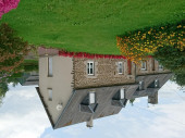 Maison à la campagne avec jardin au calme, wifi