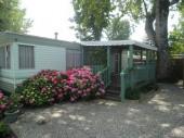 location mobil home avec terrasse couverte