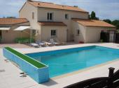 Villa de luxe a proximité de la mer pornic et de nantes gd piscine chauffée