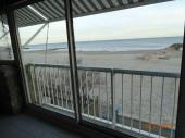 Bel appart de 110 m2 sur la plage, face mer,à Palavas 13001500 £ semaine