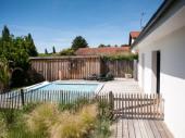 Villa 5 minutes plages et Arcachon sans vis à vis avec piscine privée sécurisée