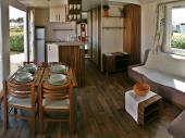 Mobil Home tout confort dans un camping 4 étoiles