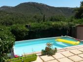 Location Mas provençal en pleine nature