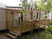 Location Mobil-home 68 couchages Domaine 4* au cœur des Châteaux de la Loire