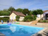 Gîte indépendant 4P avec piscine partagée