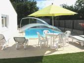Aux Dunes de L' Abbaye A Saint Jean de Monts Villa et Appart 10/16 pers piscine  privée couverte chauffée à 28 °