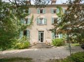 Bouvesse Quirieu: Maison de maître avec piscine, charmepour 16personnes