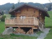 Chalet à Megeve en Haute-Savoie en Rhône-Alpes situé aux pieds du télécabine de la Princesse