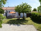 Maison meublé 3 étoiles à Marennes proche de l'Ile d'Oléron