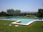 Maison au calme et vue  panoramique