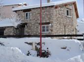 Chalet en pierre avec jardin, navette gratuite pour skier à Pyrénées 2000Font-Romeu -Wifi gratuit