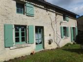 Maison typique du Marais Poitevin