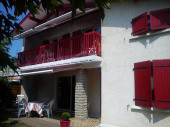 Villa Bon Vent F3 étage vélos, WIFI, Matériel Bébé à 5 mn de la plage
