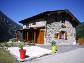 La Vieille Grange, maison de caractère, spacieuse et chaleureuse, 94 m², 7 personnes.